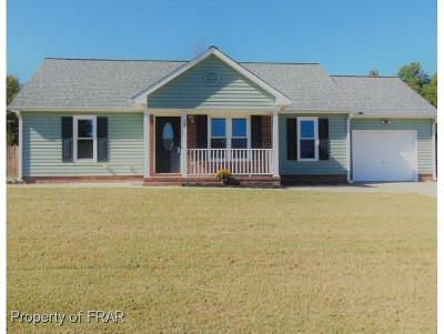 Raeford NC Single Family Home For Sale: $112,943