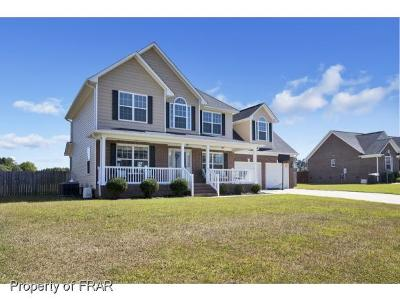Raeford NC Single Family Home For Sale: $290,000