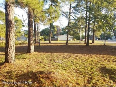Hope Mills Residential Lots & Land For Sale: Pioneer Dr (Lot 1)