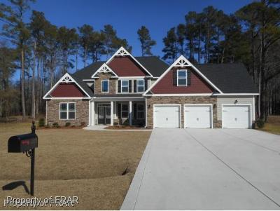 Fayetteville Single Family Home For Sale: 3261 A.b. Carter Rd #5