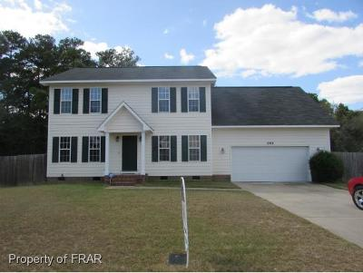 Hope Mills NC Single Family Home For Sale: $175,250