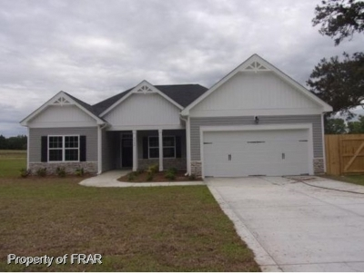 Raeford NC Single Family Home For Sale: $179,990