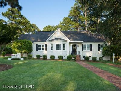 Fayetteville Single Family Home For Sale: 305 Circle Drive
