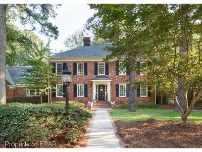 Fayetteville Single Family Home For Sale: 240 Summertime Road #109