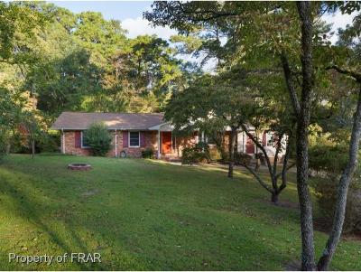 Raeford NC Single Family Home For Sale: $149,900