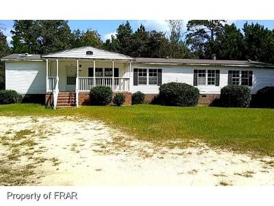 Raeford NC Single Family Home For Sale: $42,900