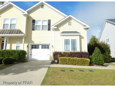 Fayetteville NC Single Family Home For Sale: $196,000