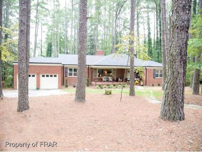 Sanford Single Family Home For Sale: 320 Carbonton Rd