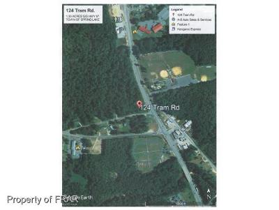 Spring Lake Residential Lots & Land For Sale: 124 Tram Rd