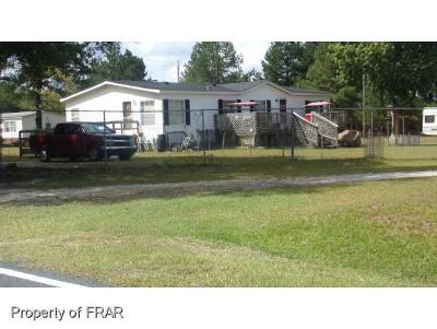 Hope Mills NC Single Family Home For Sale: $72,900