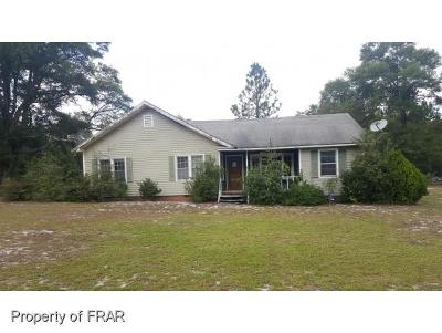 Single Family Home For Sale: 4433 S Nc 210 Hwy