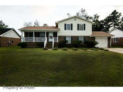 Fayetteville NC Single Family Home For Sale: $131,200