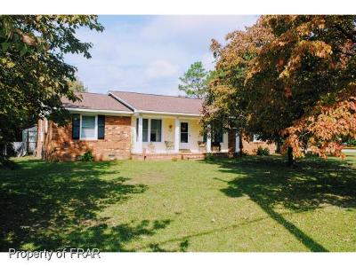Hope Mills Single Family Home For Sale: 4616 Legion Rd