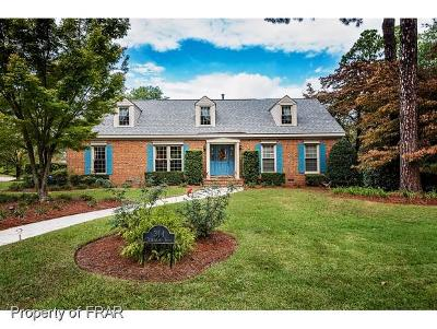 Fayetteville Single Family Home For Sale: 314 Thorncliff Drive #789