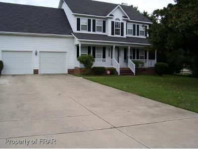 Fayetteville NC Single Family Home For Sale: $171,500