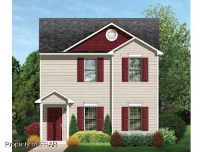 Lillington Single Family Home For Sale: 78 Aleah Ct #192