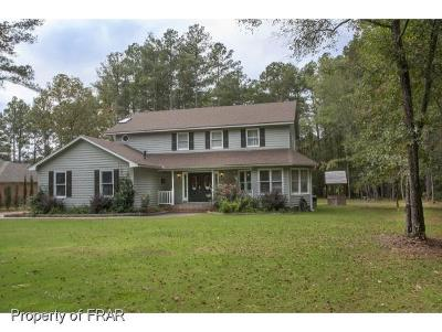 Raeford Single Family Home For Sale: 811 Myra Road #13