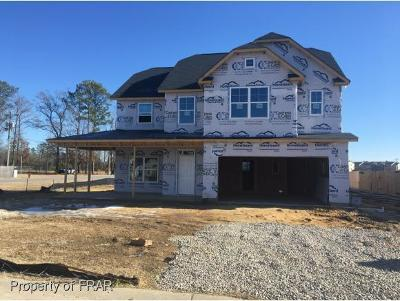 Raeford NC Single Family Home For Sale: $235,000