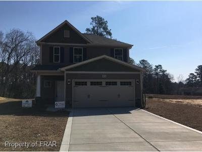 Fayetteville NC Single Family Home For Sale: $189,900