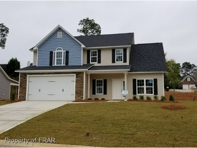 Fayetteville Single Family Home For Sale: 3255 Notting Hill Rd #664