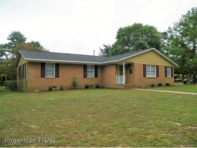 Fayetteville Single Family Home For Sale: 2809 Skycrest Drive #10
