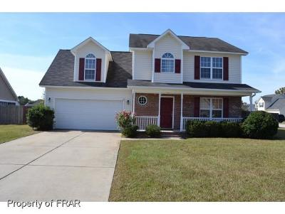 Raeford NC Single Family Home For Sale: $179,900