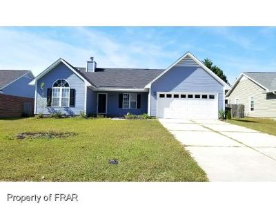 Fayetteville Single Family Home For Sale: 2928 Chillingworth Dr #44