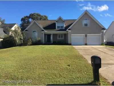 Hope Mills NC Single Family Home For Sale: $244,900