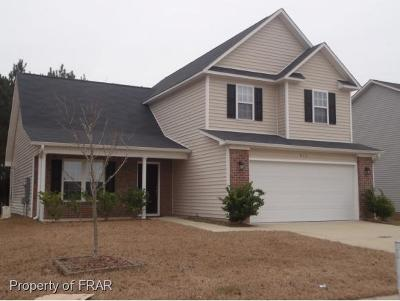 Raeford NC Single Family Home For Sale: $170,000