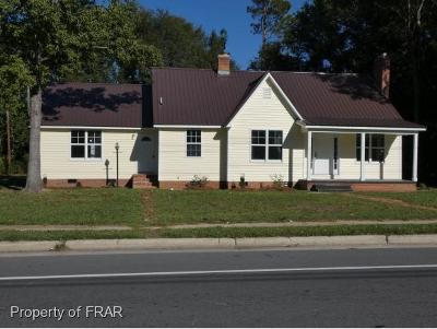 Sampson County Single Family Home For Sale: 206 N. East Street