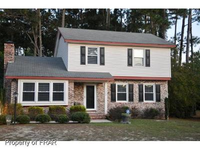 Hope Mills NC Single Family Home For Sale: $149,900