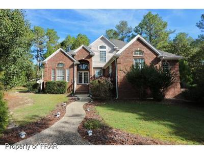 Whispering Pines Single Family Home For Sale: 41 Sandpiper Dr