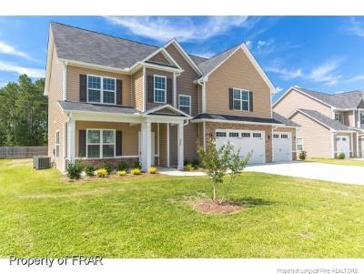 Fayetteville Single Family Home For Sale: 3840 Newgate Street (Lot 88) #88