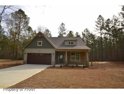 Raeford NC Single Family Home For Sale: $210,900