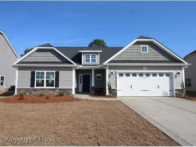 Hope Mills NC Single Family Home For Sale: $239,900