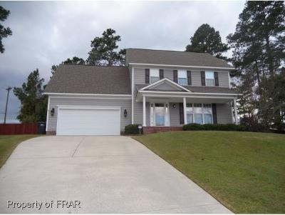 Fayetteville Single Family Home For Sale: 3505 Harbison Ct. #13