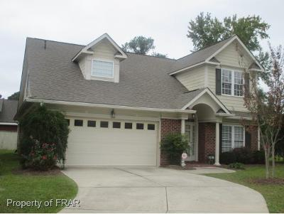 Fayetteville Single Family Home For Sale: 314 Coverly Sq
