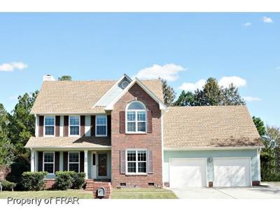 Fayetteville Single Family Home For Sale: 1129 Four Wood Dr.