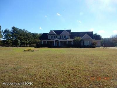 Cumberland County Single Family Home For Sale: 525 Rob Rd