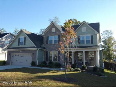 Hope Mills NC Single Family Home For Sale: $282,600