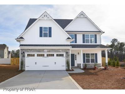 Fayetteville Single Family Home For Sale: 6029 Crown Ridge(Lot 333) #333