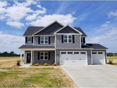 Hope Mills NC Single Family Home For Sale: $229,900