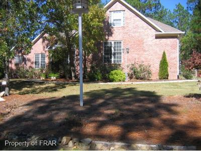 Sanford NC Single Family Home For Sale: $289,500