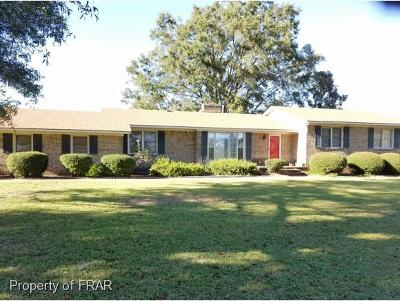 Sampson County Single Family Home For Sale: 875 Wynn Road