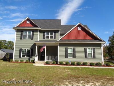 Raeford NC Single Family Home For Sale: $207,500