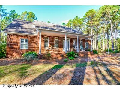 Harnett County Single Family Home For Sale: 3293 Nc 87 N