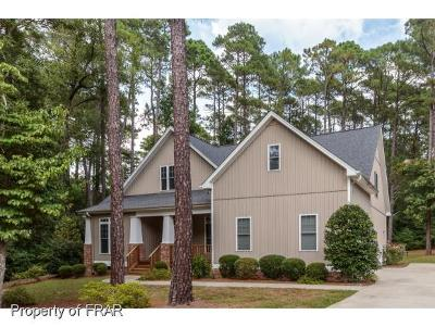 Whispering Pines Single Family Home For Sale: 10 Goldenrod Dr