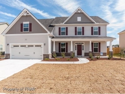Raeford NC Single Family Home For Sale: $272,900
