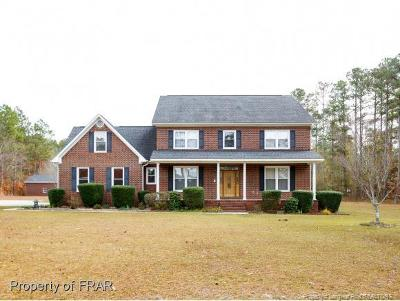 Hoke County Single Family Home For Sale: 178 Filly Lane