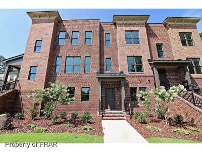 Southern Pines Single Family Home For Sale: 33 Brownstone Lane #10